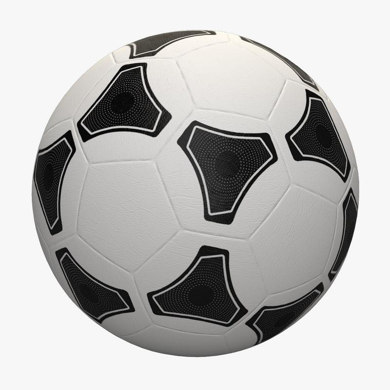 soccer ball g obj