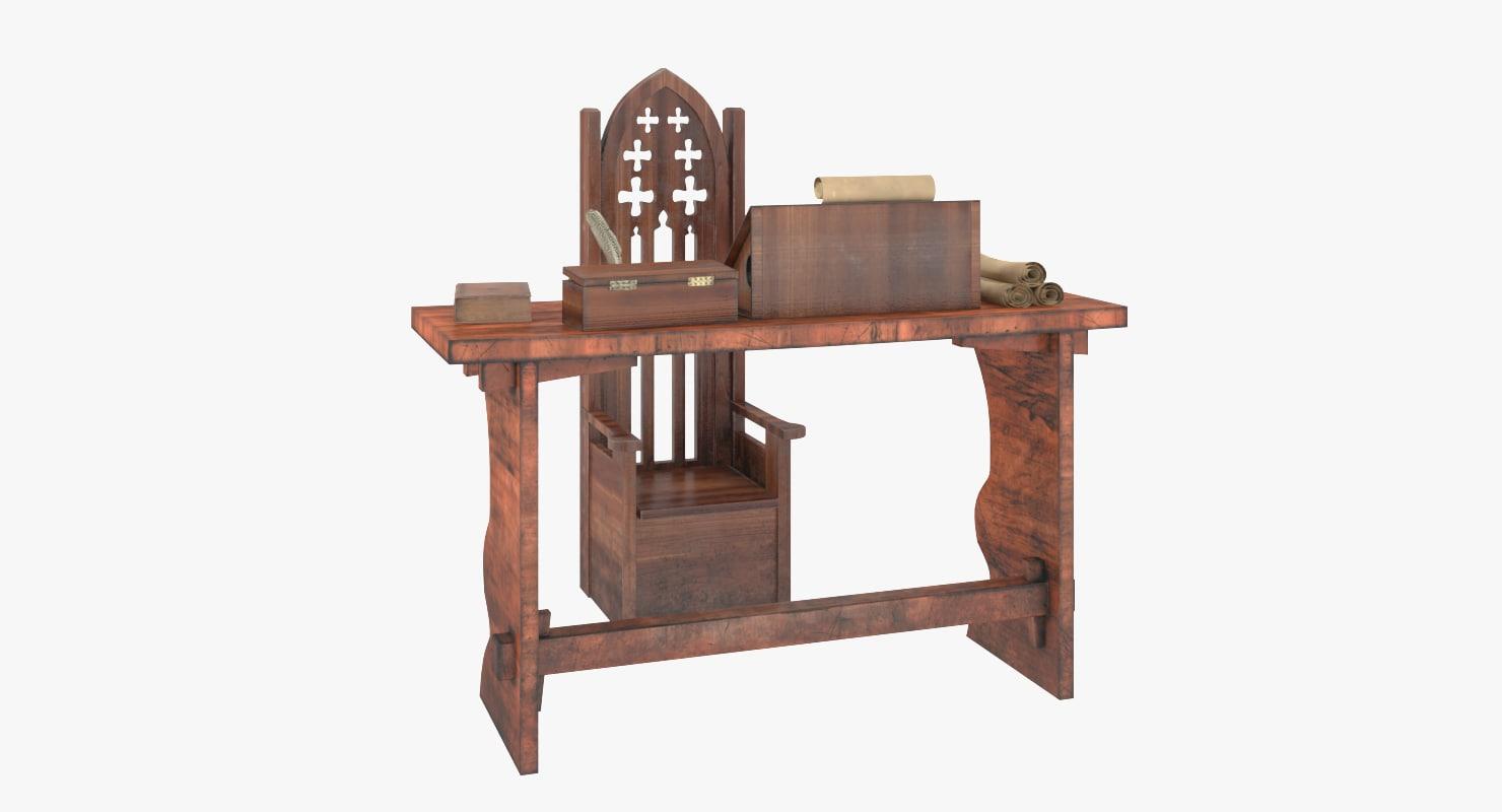 max asset desk chair