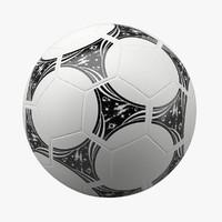 soccer ball 94 3d obj