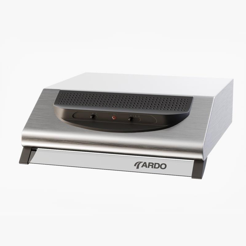 stainless steel cooking hood model