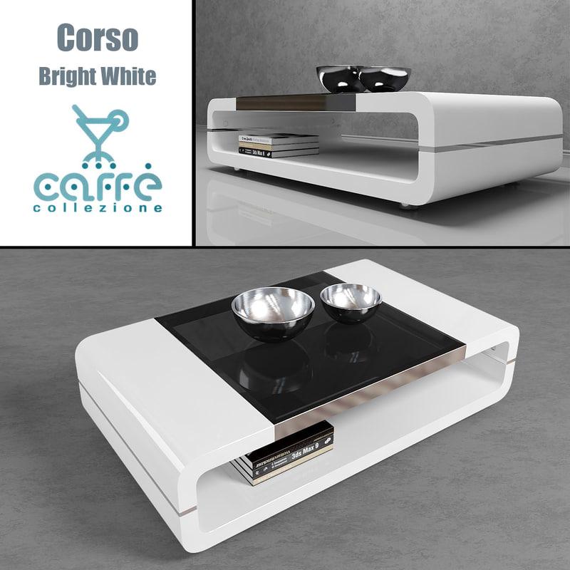 corso j2034a - caffe 3d model
