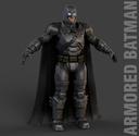 Batman Armoured (Batman V Superman)