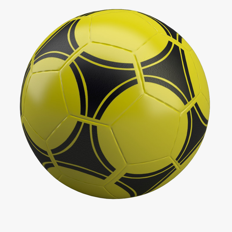 soccer ball t 3d max