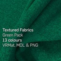 13 Green Textured Fabrics