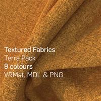 9 Terra Textured Fabrics