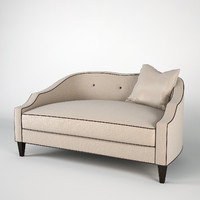 sofa christopher guy 60-0301 3d model