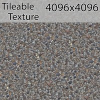 Perfectly Seamless Texture Gravel 00233