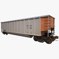 railcar j311 3d model