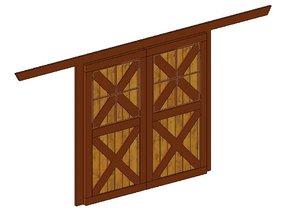 Parametric Barn Door