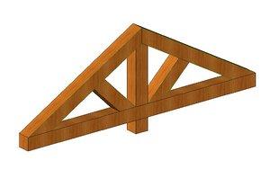 Parametric Timber Truss