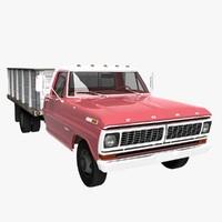3d truck f-350