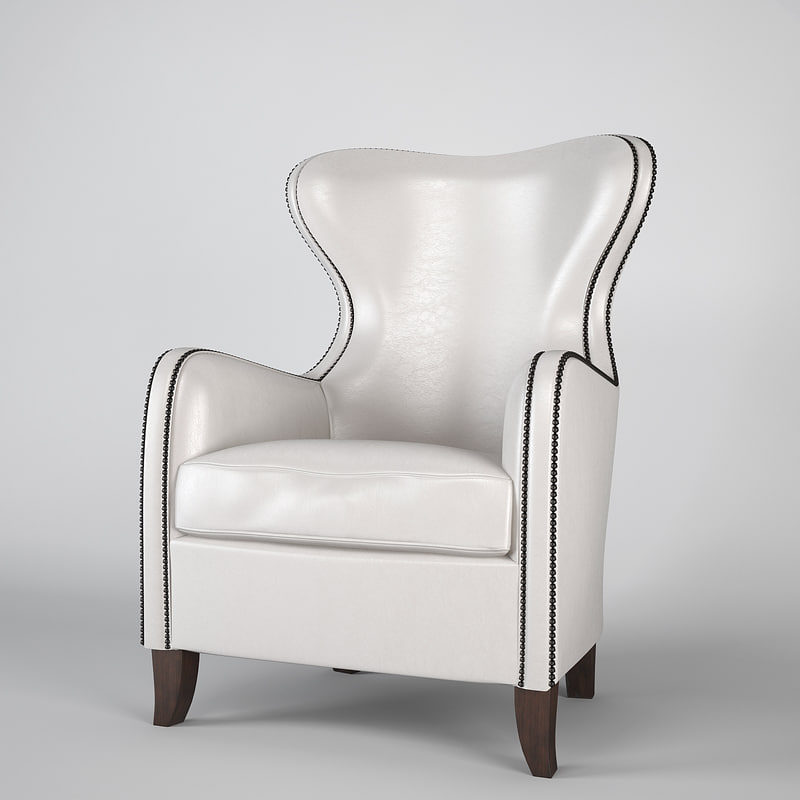 imart wing chair 3d max