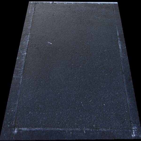 Asphalt Patch 1