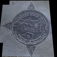 Barbary Coast Trail Medallion
