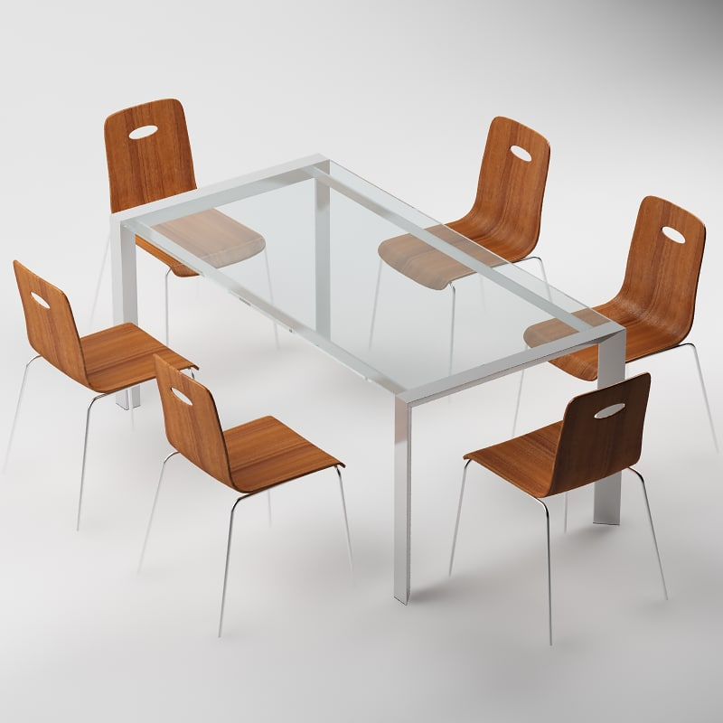 chairs table max