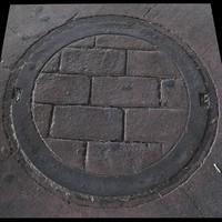 Brick Manhole Cover