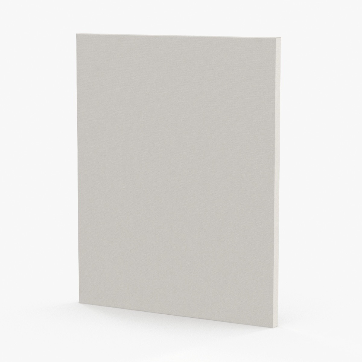 3d blank canvases 16x20