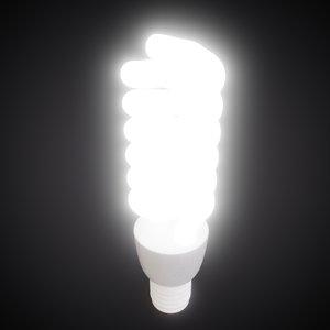 free 3ds model light saving