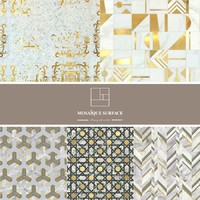 Stone mosaic Odysse from the company Mosaque Surface SET 1