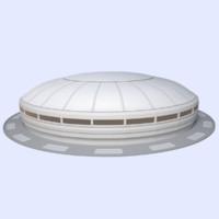 arena 3d x