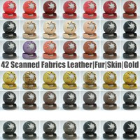 42 Fabric Materials