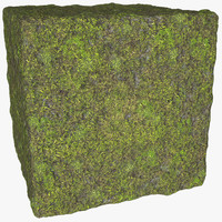 Clumpy Grass - Procedural Material