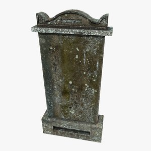headstone 3ds
