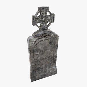 3ds tombstone tomb