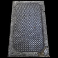 Diamond Hatch Plate