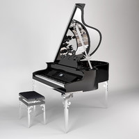 obj visionnaire piano