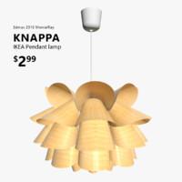 IKEA LAMP KNAPPA(1)