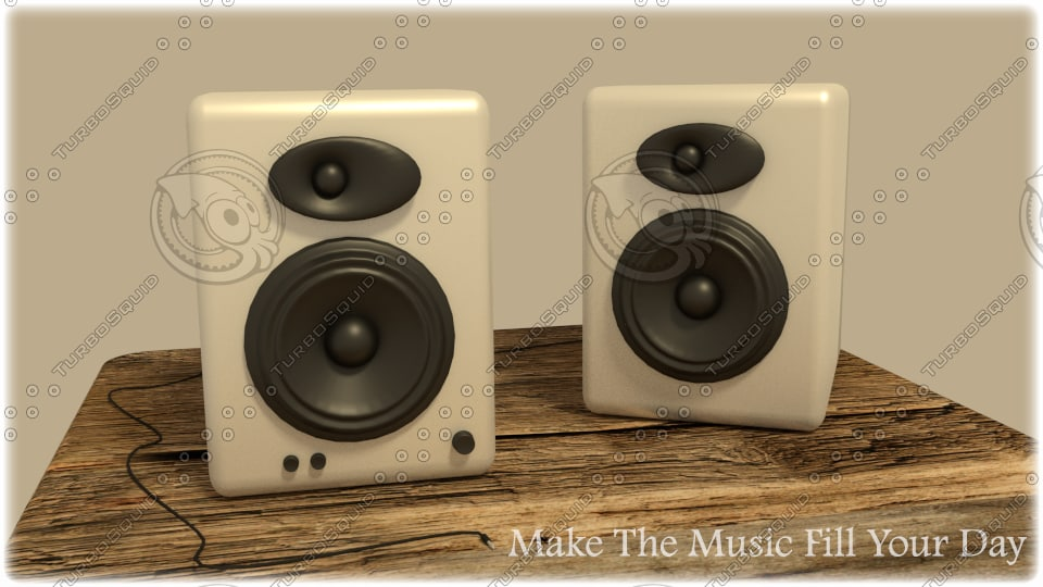 pc speakers 3d x