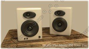 pc speakers 3d x
