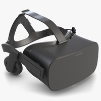oculus rift virtual reality 3d 3ds