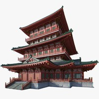 Jinluan Palace Single Building 1