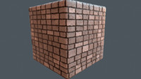 Tileable Cobblestones PBR Maps
