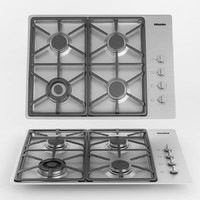 Miele 4-Burner KM 3464 G Gas Cooktop