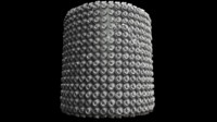 bubble wrap PBR Texture
