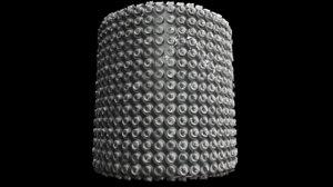 bubble wrap PBR Texture