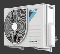 3d model of air conditioner daikin