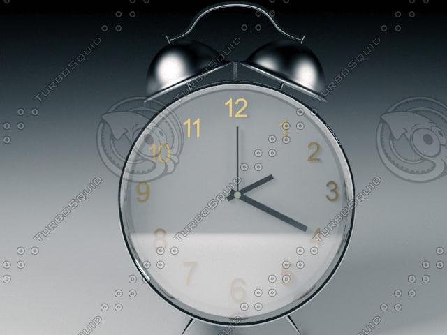3D o clock
