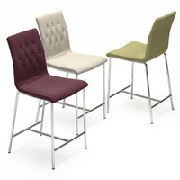 modern design bar chair 3d max