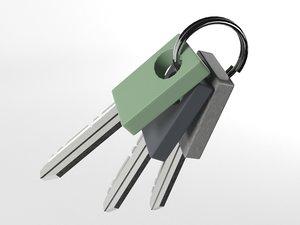 3ds key