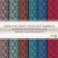 Darling Knit Wool Fabrics