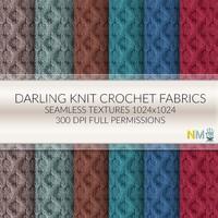 Darling Knit Wool Fabrics