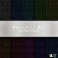 Mache Velour Fabric