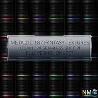 Metallic No187 Textures