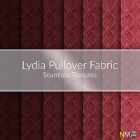 Lydia Pullover Wool Fabric
