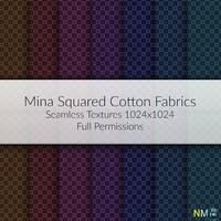 Mina Squared Textures