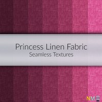 Princess Linen Fabric Textures